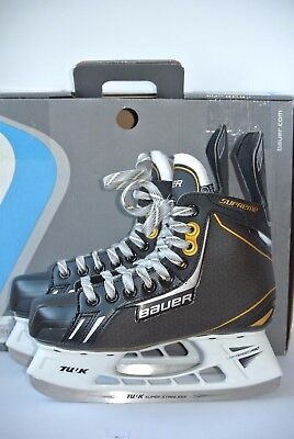 NEW Bauer Supreme One .5 Speed Youth Sz 3.5 / 36.5 EUR Ice Hockey Skates