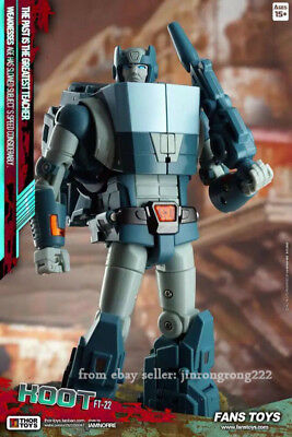 Transformers Fans Toys FT-22 Koot G1 CUP MP Toy Action Figure New In Stock