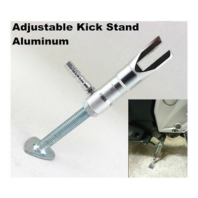 Universal Motorcycle Motorcycle Scooter Kickstand Kick Side Stand Support Bar
