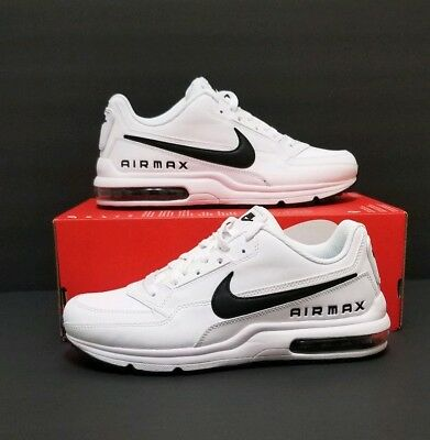 c2c9c440f12d64 ... shop nike air max ltd 3 white black mens us size 9 687977 107 b1404  c7935