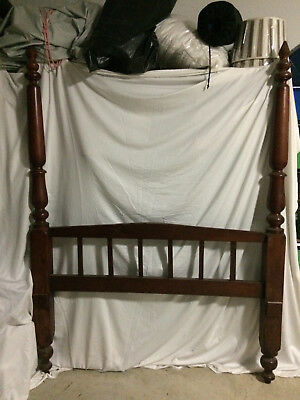 Vintage Cedar Bed Ends - For Double Bed