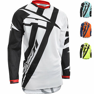 Axo Motion 4 Motocross Jersey Protective Clothing MX FMX ATV Motocross Supermoto