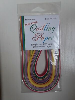 Quilling Paper Color Blends .125 50//Pkg-Full Spectrum