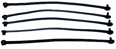 Ford Mercury Factory Correct Heater Hose Wiring Harness Loom Tie Straps 5pcs C