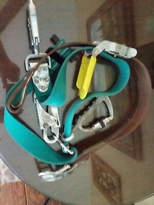 ***Buckingham Bucksqueeze 483D Safety Pole Choker perfect condition