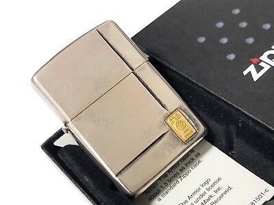 "Very Rare! ZIPPO Limited Edition ""K24 Gold Purity 999.9 Ingot"" Lighter 0405/1000"