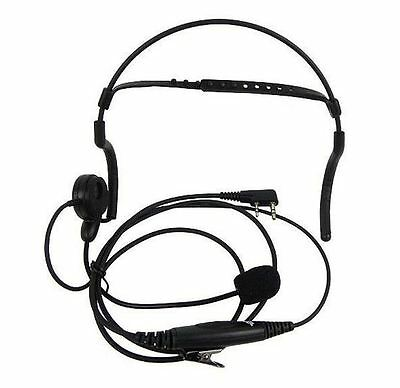 Headsets Earpieces Parts Accessories Radio Communication
