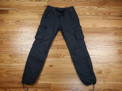 Columbia Titanium Onmi Dry Convertible Gray Pants Womens Medium