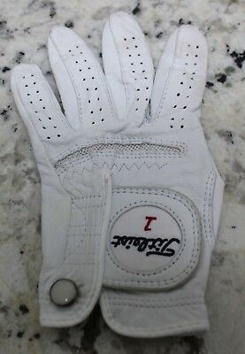 Women's Ladies  Titleist Golf Glove LS PermaSoft Left Hand S Small