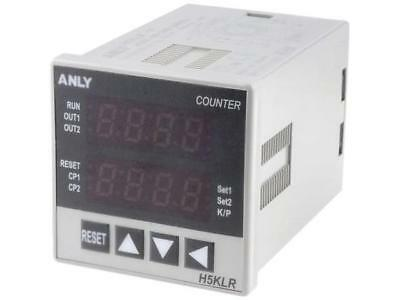 A-H5KLR-11-230 Counter electronical Display LED Type of count.signal
