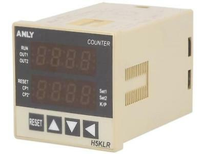 A-H5KLR-11-24V Counter electronical Display LED Type of count.signal