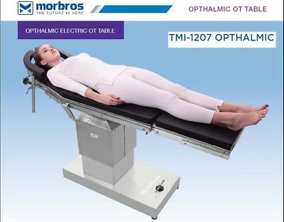Operation Theater Ot Surgical Table Ophthalmic Electric Ot Table 1207