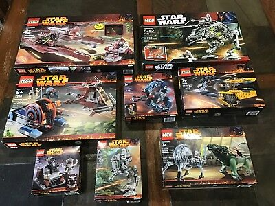 Lego Star Wars Lego Sets Revenge Of The Sith Lot 64900 Picclick