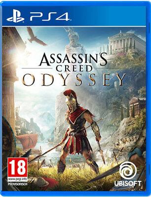 Assassins Creed: Odyssey -Deutsch- (PS4)