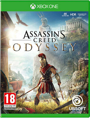 Assassins Creed: Odyssey -Deutsch-  (Xbox One)