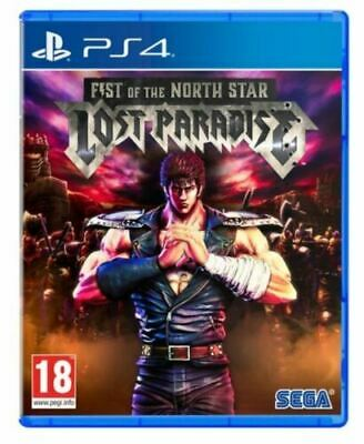 Fist Of The North Star - Lost Paradise Hokuto Ga Gotoku Ps4 Ken Il Guerriero