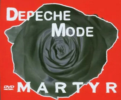 Depeche Mode - Martyr - DVD/CD Single - RARE
