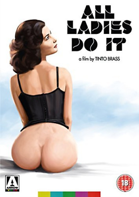 All Ladies Do It DVD NUOVO