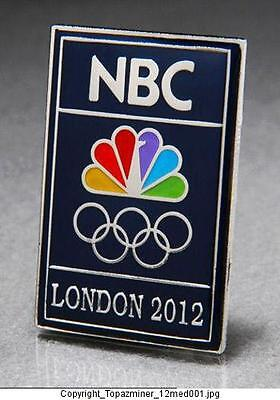 Sports Memorabilia Olympic Pins 2012 London England Sponsor Mcdonalds Official Restaurant Palace Gd