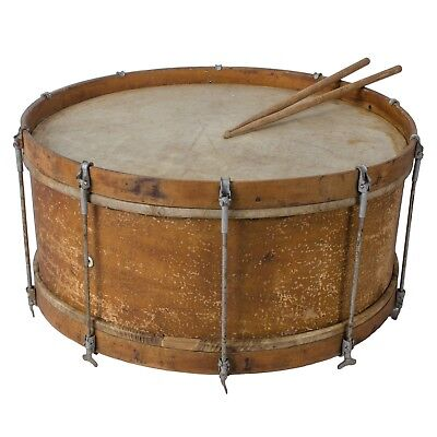 Antique Bass Drum