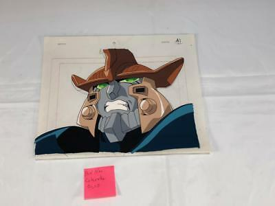 TRANSFORMERS JAPANESE BEAST WARS NEO COHRADA ANIMATION ART CELL cel LOT 228