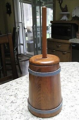 Butter Churn - Primitive Country Kitchen Decor