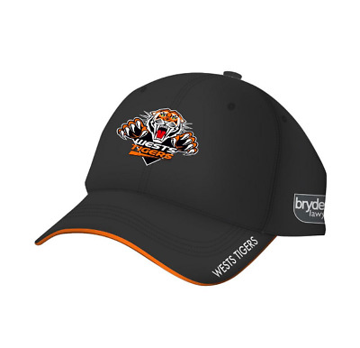 Wests Tigers 2018 NRL Mens Media Cap Hat *BNWT* (One Size Fits Most)