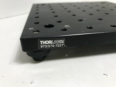 "Thorlabs Optical Bread Board 8""X 8"" 973/579-7227"