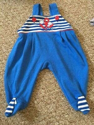 Vintage Baby All In One Suit