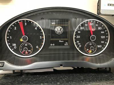 Vw Scirocco Golf Mk6 Caddy Facelift 3D Clocks - Supply And Fit