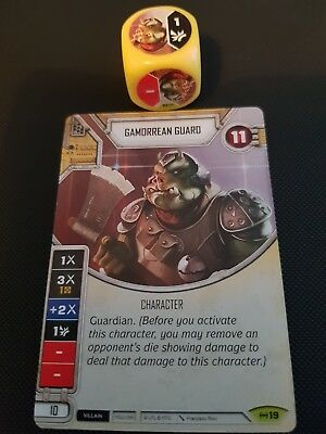Star Wars Destiny #19 Gamorrean Guard - Empire at War