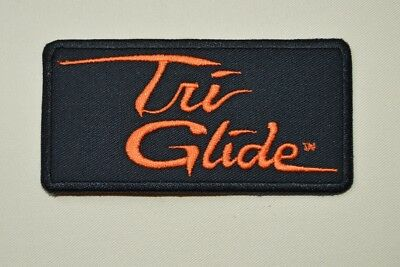 patch tri glide ,broder et thermocollant, 10/5cm