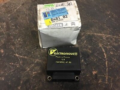 Genuine peugeot 106 205 309 405 607 aircon a/c Thermostat 646182 645175 New