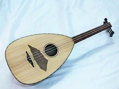 Turish Laouto Lavta String Instrument