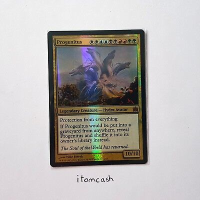 Progenitus | FOIL | From the Vault: Legends | NM | Magic the Gathering | MTG