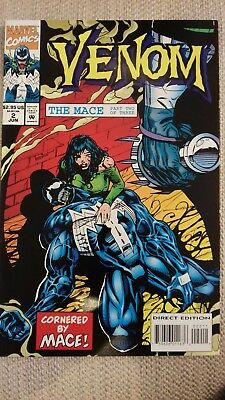 Venom The Mace (1994) #2...Published June 1994 by Marvel