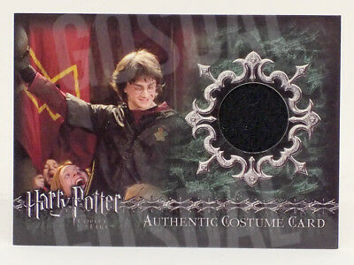Harry Potter Goblet Fire Harry Potter Incentive Costume Card HP C1a #338/374