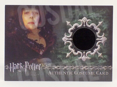 Harry Potter Goblet of Fire Update Madame Maxime Costume Card HP C4 #157/825
