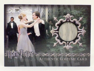 Harry Potter Goblet Fire Update Fleur Delacour Costume Card HP C6 #0339/1050