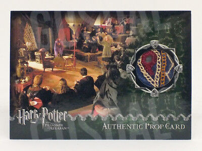 Harry Potter Prisoner of Azkaban Divination Class Floor Scene Prop Card #508/930
