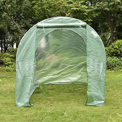 Walk-In Greenhouse Portable 15'x7'x7' Gardening Plant Heavy Duty Green House