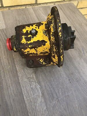 VANE AIR MOTOR  DONT KNOW MAKE HAS NUMBER  200 003 003 & 200002005    Inc Vat