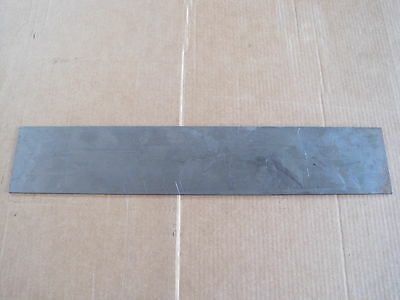 """1/4'' Steel Plate, Mild Steel, A36, 5"""" x 60"""" (.25'' Thick)"""