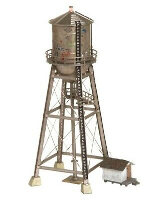 Woodland Scenics HO Scale Built Up Rustic Water Tower BR5064 WOOBR5064
