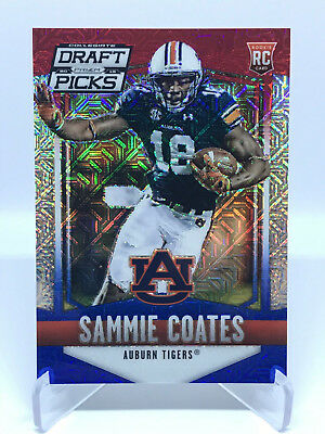 2015 Panini Collegiate Draft Picks Sammie Coates RC Prizm Red White & Blue /25