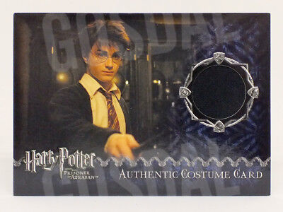 Harry Potter Prisoner Azkaban Update Harry's Cardigan Costume Card HP #0881/2173