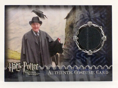 Harry Potter Prisoner Azkaban Update Cornelius's Coat Costume Card HP #562/830
