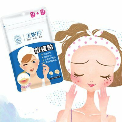 Invisible Acne Patch Anti Pimple Stickers 30 PCS/Bag Acne Removal Stickers AEGB