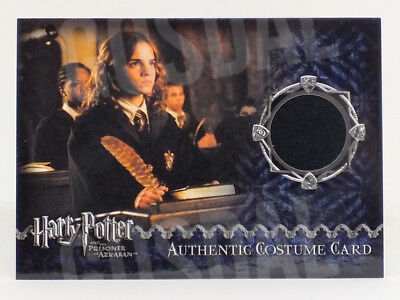 Harry Potter Prisoner Azkaban Update Hermione's Robe Costume Card HP #209/830