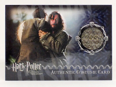 Harry Potter Prisoner Azkaban Update Remis's Jacket Costume Card HP #2890/2900